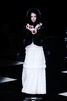 植村浩樹が手掛けるブランド 「byU」2015-16A/W デビューコレクション。「大人のための可愛い洋服」を提案│tokyostreetsnap.com