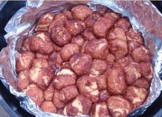 Campfire Monkey Bread