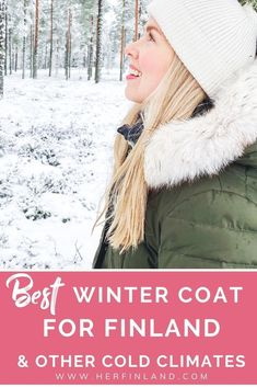 Are you preparing for a trip to magical Lapland, Finland? Or are you visiting somewhere with freezing temperatures? My Lapland packing list will prepare you for harsh winters wherever you are! #finland #finnishwinter Nordic Style, Scandinavian Style, Finland Facts, Nordic Wedding, Nordic Fashion, Scandi Chic, Lapland Finland, Best Winter Coats, Visit Santa