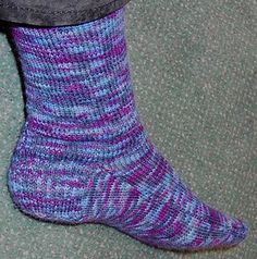 Two Needle Socks