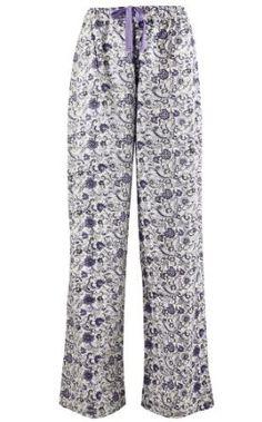 Jayes Studio Shanghai Sateen Womens Lounge Pants