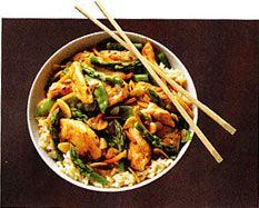 Clean- Recipe: Spicy Chicken Stirfry
