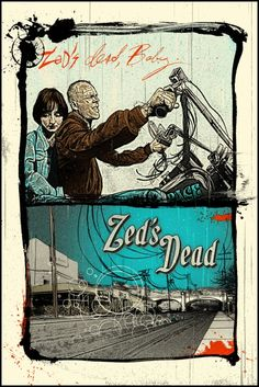 """Pulp Fiction -  Fabienne - """"Whose chopper is this?"""" Butch - """"Zed's"""" Fabienne - """"Who's Zed?"""" Butch - """"Zed's Dead, Baby"""" #GangsterMovie #GangsterFlick"""