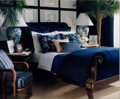 Décor azul marinho {Le Grand Hotel} | Casamenteiras