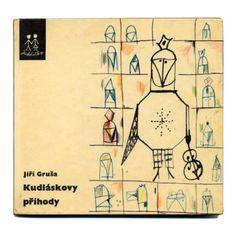 """Livre d'images écrivain de la République tchèque (figurative) Milan Grygar / Milan Gurigaru """"Kudlaskovy de prihody"""" 1969"""