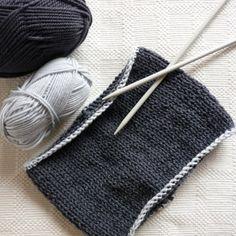 classymissmolassy:    Knit a neckwarmer. (great beginner project)
