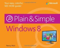 Introducing Windows 8 Plain  Simple Plain  Simple Paperback  Common. Buy Your Books Here and follow us for more updates!