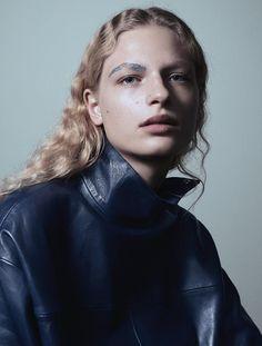 #CostumeMagazine Denmark April 2016; #HasseNielsen - Photographer; #Frederikke Sofie - Model