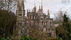 Doces mais Doces que Mel: Quinta de Regaleira- Sintra