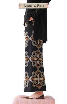 COMPLETO PANTALONI RAPTUS E ROSE #fashion #madeinitaly