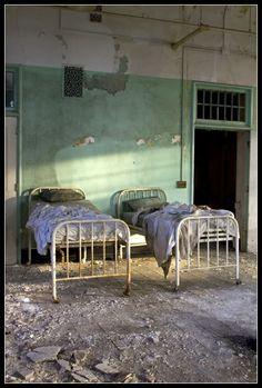 Ellis Island. If objects could speak....