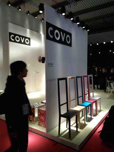 Covo, Salone del Mobile 2016
