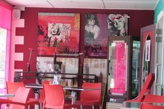 Decor - Picture of Marilyn's 60's Diner, Storms River - TripAdvisor