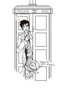 dr who coloring pages bing images