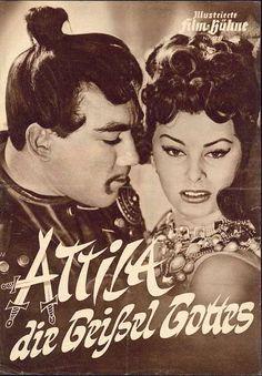 Illustrierte Film-Bühne Nr. 2737 - Attila die Geißel Gottes