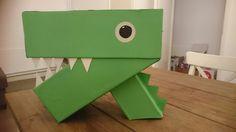 Surprise sinterklaas dinosaurus