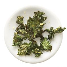 Dense in vitamins A, C, and K, fiber, and calcium, kale is one of the healthiest foods you can eat -- and it makes irresistible chips.