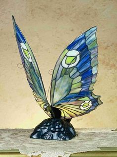 #MeydaTiffany #Butterfly #Lamp 48017 | LampsUSA