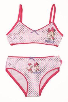Conjunto interior Disney Reborn Toddler, Cute Pajamas, Teen Girl Outfits, Swimsuits, Swimwear, Kids Fashion, Underwear, Disney, Girly