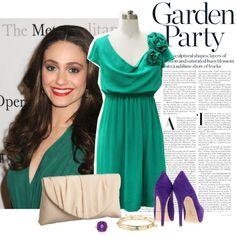 Garden Party Style..also very Kate Middleton