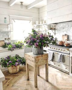Is this real life? Yes please to this kitchen.