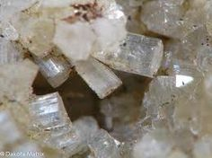 Brewsterite-Sr.Named after David Brewster (1781-1868), Scottish physicist, who studied the optical properties of minerals and the element strontium.