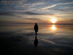 Tuz Gölü - Salt Lake, via Flickr.