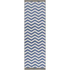 2.25' x 7.7' Neon Crests Cerulean Blue and Eggshell White Shed-Free Area Throw Rug Runner Diva At Home http://www.amazon.com/dp/B00OJ78LE2/ref=cm_sw_r_pi_dp_btY2vb05AJ7TA