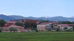 Western State College campus