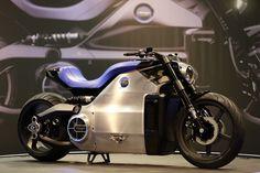 【ビデオ】世界最強のEVバイク 「Voxan Wattman」がパリ・モーターサイクルショーに登場 - Autoblog 日本版