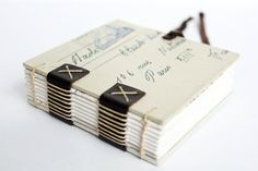 Small Vintage Paris Travel Journal by greentrikepress on Etsy, $32.00