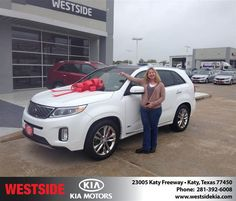 https://flic.kr/p/A3ekoH | #HappyBirthday to Kim from Rick Hall at Westside Kia! | deliverymaxx.com/DealerReviews.aspx?DealerCode=WSJL