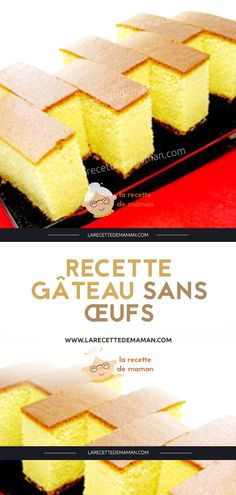Une recette de gâteau sans œufs - La Recette de maman Cornbread, Fondant, Cheesecake, Biscuits Russes, Ethnic Recipes, Danielle Brooks, Grands Parents, Coq, Restaurant