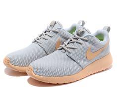 promo code aa30d 5ad36 Nike Roshe Run Femme Chaussure gris dorange prix spécial Yeezy, Nike Roshe  Run