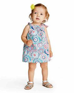 Sea Anemone Romper Dress
