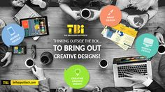 Think Outside of the box designing. Contact: Contact: http://www.brihaspatitech.com/contact/