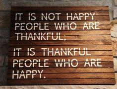 Wanneer is een mens gelukkig?