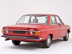 1968-73 Audi 100