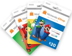 Nintendo eShop Codes Free Generator. Available upon free eshop codes availability. Get your free eshop codes gift card today. Our eshop codes generator works 100%.