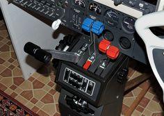 Fully controlled by Arduino with the program developed for that. Aircraft Instruments, Beaglebone Black, Flight Simulator Cockpit, Experimental Aircraft, Baron, Pedestal, Logitech, Kawaii Fashion, Arduino