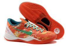 Kobe 8 extraterrestrial All Star Bright Citrus Sport Turquoise Total Crimson  Nike Kids Shoes 0dc4b1325c