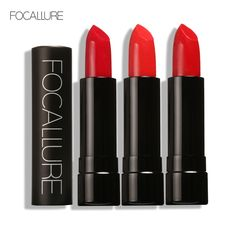 Waterproof Long Lasting Lipstick Moisturizer Smooth Lip Stick Long Lasting Charming Lip Lipstick Cosmetic Beauty Makeup