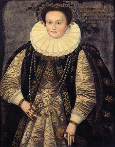 1599 Sophie von Braunschweig-Lüneburg (1563-1639)