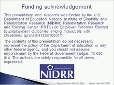 03/14/2013  T  Cornell Study: Leading Disability & Absence Management Practices for the Aging Workforce