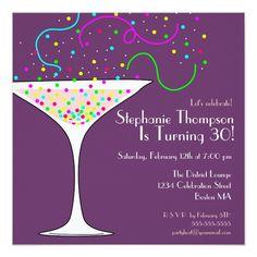 Cocktail Party Invite mojito party invitation Summer Cocktail Party Invitation Summer Soiree Watercolor Invitation luxury paper