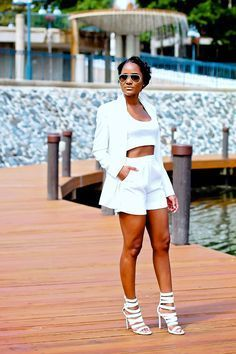 all white everything affair - Google Search