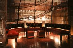 nobu dubai | Rough luxe touches add to Nobu's accessible luxury. It's not over ...