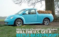 New Beetle Pickup
