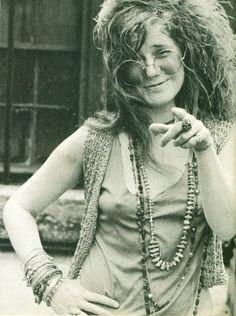 Janis J    hippies in the 60s | flower power, hippie, hippy, janis joplin, sixties - inspiring picture ...