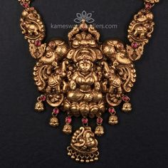 bridal jewelry for the radiant bride Gold Temple Jewellery, Gold Jewellery Design, Gold Jewelry, Antic Jewellery, Gold Necklaces, Handmade Jewellery, Necklace Online, Jewelry Patterns, Pendant Jewelry